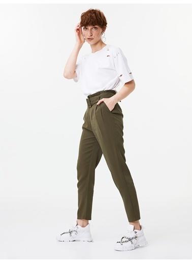 Twist Pantolon Haki
